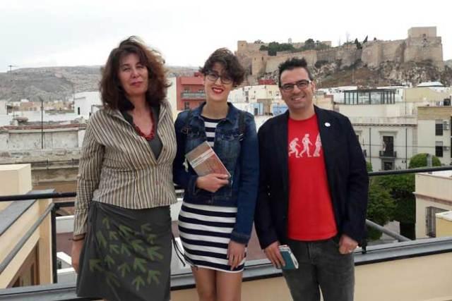 Almudena López, premiada en el Concurso de la Facultad de Poesía José Ángel Valente