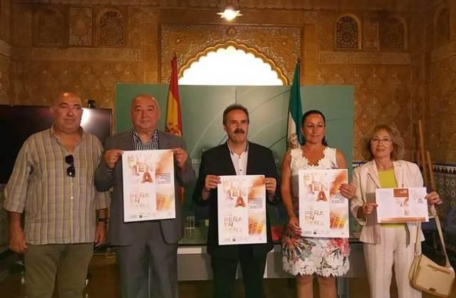 Presentación del circuito 'Almería Flamenca. De Peña en Peña'.