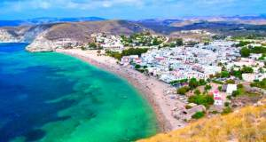 Playa de Aguamarga.