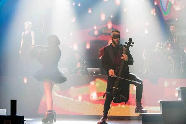 Music has no limits se podrá ver en el Auditorio de El Ejido.