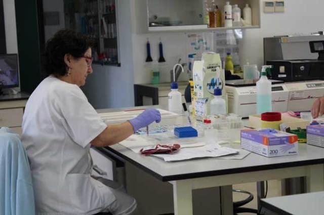 Centro de Transfusiones de Almería.