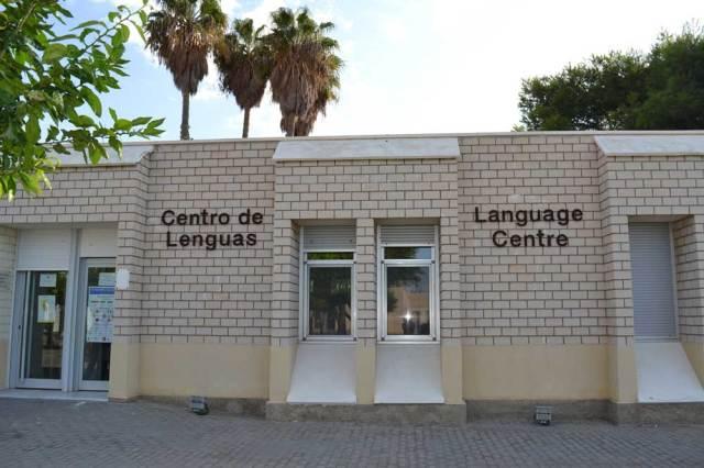 Centro de Lenguas de la Universidad de Almería.