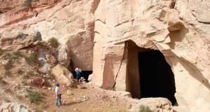 Cueva del Tesoro, una de las canteras monumentales declaradas como BIC.