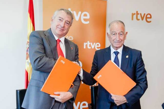 José Antonio Sánchez y Gabriel Amat.