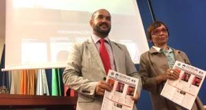 Presentación en el Campus de la programación cultural de la UAL.