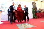 Sophia Loren ya tiene su estrella en el Paseo de la Fama de Almería