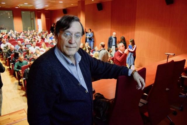 Joaquín Araújo, ponente de 'Ética Ecológica'