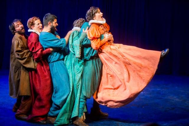 La Ternura, una de las obras que se podrán ver en las Jornadas de Teatro del Siglo de Oro.