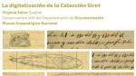 El Museo de Almería presentará mañana la digitalización de 31.000 documentos de Luis Siret