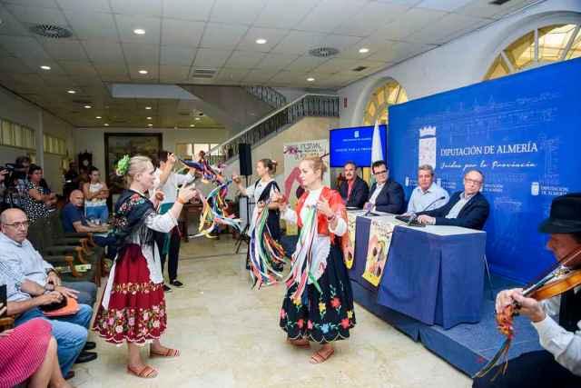 La Diputación ha acogido este viernes la presentación del festival.