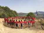 Regresan las actividades del grupo scout Valhalla
