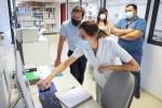 El CUAM de El Ejido registra en el primer semestre de 2020 la cifra récord de 9.181 análisis