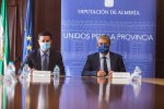 Diputación y UAL se comprometen a fijar el talento en la provincia