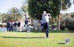 Carlos Suneson se pone al frente del 'Costa de Almería' Campeonato de España de Profesionales Senior de golf