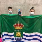 El Club Rítmica El Ejido cierra la temporada con tres nuevos metales andaluces