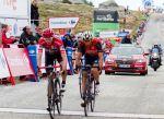 La Vuelta tendrá dos finales de etapa en Almería, Roquetas de Mar y Alto de Velefique