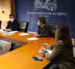 Inversión superior a 1.000.000 de euros para la implantación de nuevos Carriles Bici y de Itinerarios Escolares Seguros  en El Ejido
