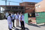 La ampliación del Hospital de Poniente permitirá aumentar 68% la superficie de la Unidad de Cuidados Intensivos (UCI) y un 54% el Área de Urgencias