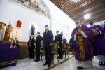La Iglesia de Terque vuelve a brillar tras su rehabilitación gracias a las inversiones de Diputación y Obispado