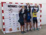 Los corredores del club CDBR Muebles Mesa El Ejido consiguieron cuatro pódium en dos carreras de montaña este fin de semana