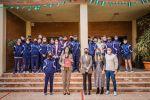 Alumnos del colegio Al-Bayyana Roquetas se suman a la iniciativa #Merezcounacalle
