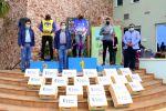 La Casa del Deporte y Nature Choice acogen la entrega de premios de la XIV Media Maratón Virtual 'Ciudad de las Hortalizas El Ejido 2021'
