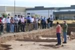 El Ejido abre las puertas del Yacimiento Arqueológico de Ciavieja