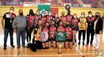 El Club Balonmano Roquetas obtiene cinco medallas provinciales, y coloca a varios de sus equipos en el Campeonato de Andalucía