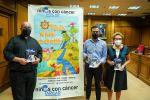 Diputación acoge la presentación del libro 'Enamoradas de la vida', a beneficio de la Asociación ARGAR