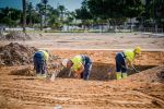 La UAL inicia las excavaciones arqueológicas para determinar la existencia de restos de Turaniana