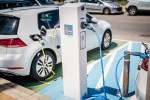 Más de 1.100 recargas de vehículos eléctricos en los puntos públicos de Roquetas