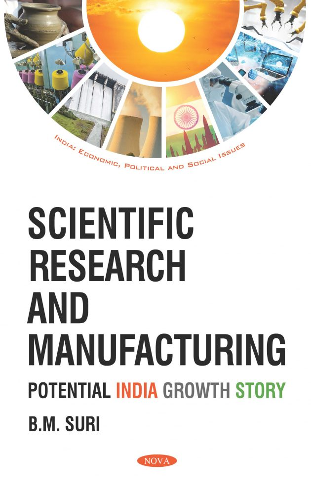 scientific research and manufacturing