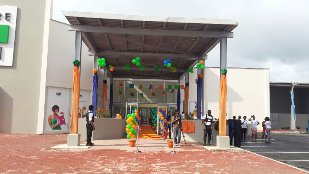 OPENING OF MALL