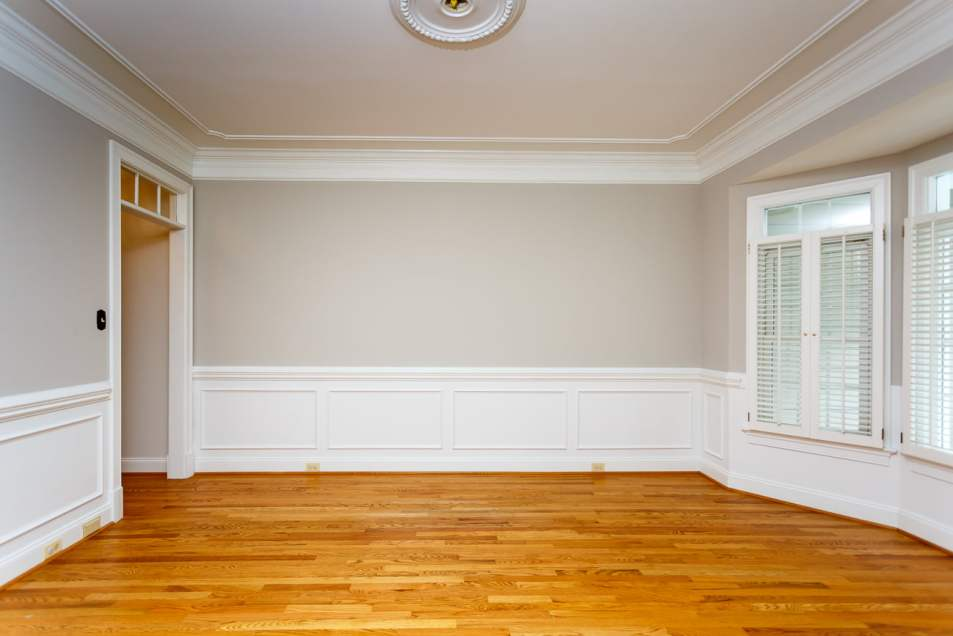 Dining Room - Before - Northern Virginia Real Estate Photography