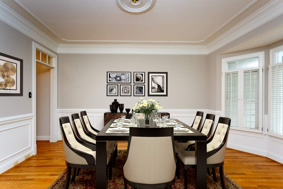 Dining Room - After - Virtual Staging