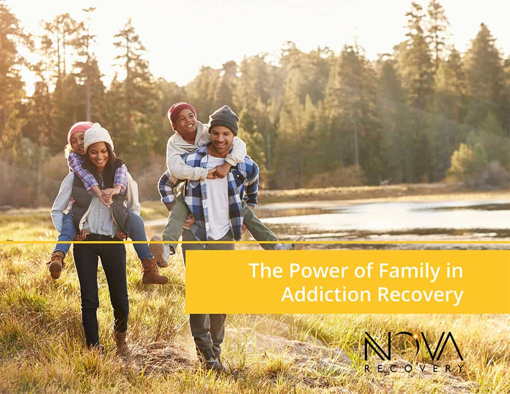 The Power Of Family In Addiction Recovery Ebook