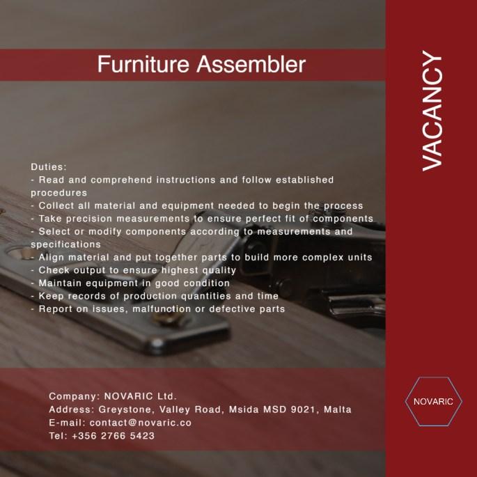 Furniture Assembler