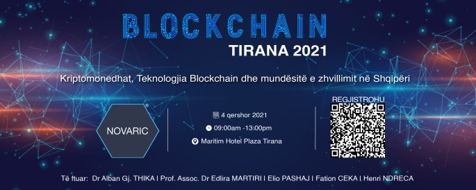 NOVARIC Blockchain Event
