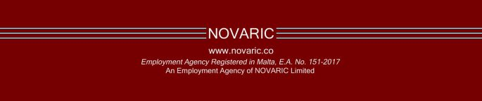 NOVARIC Footer Recruitment Agency