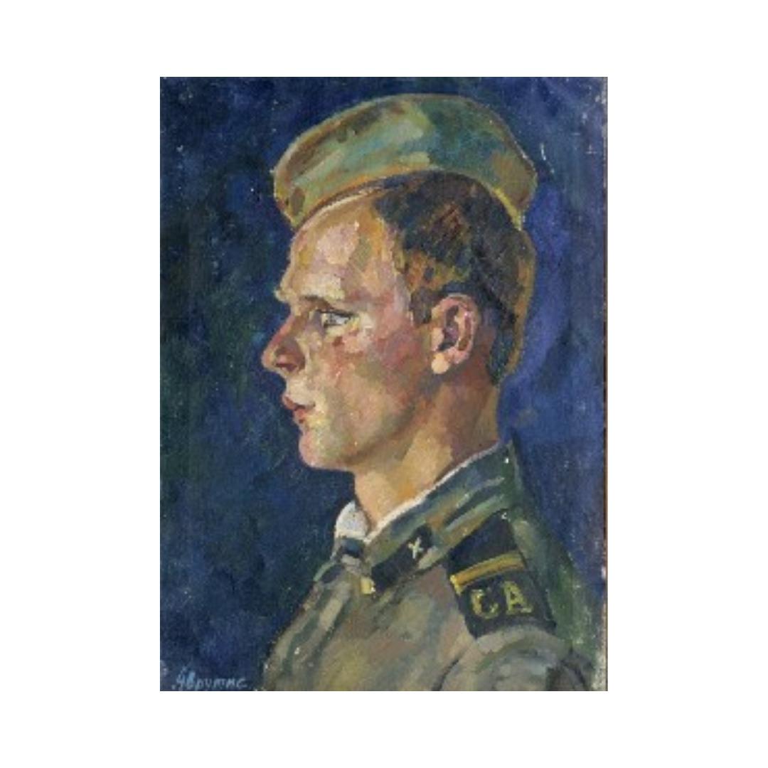 Avrutis kartina portret A. CHislova