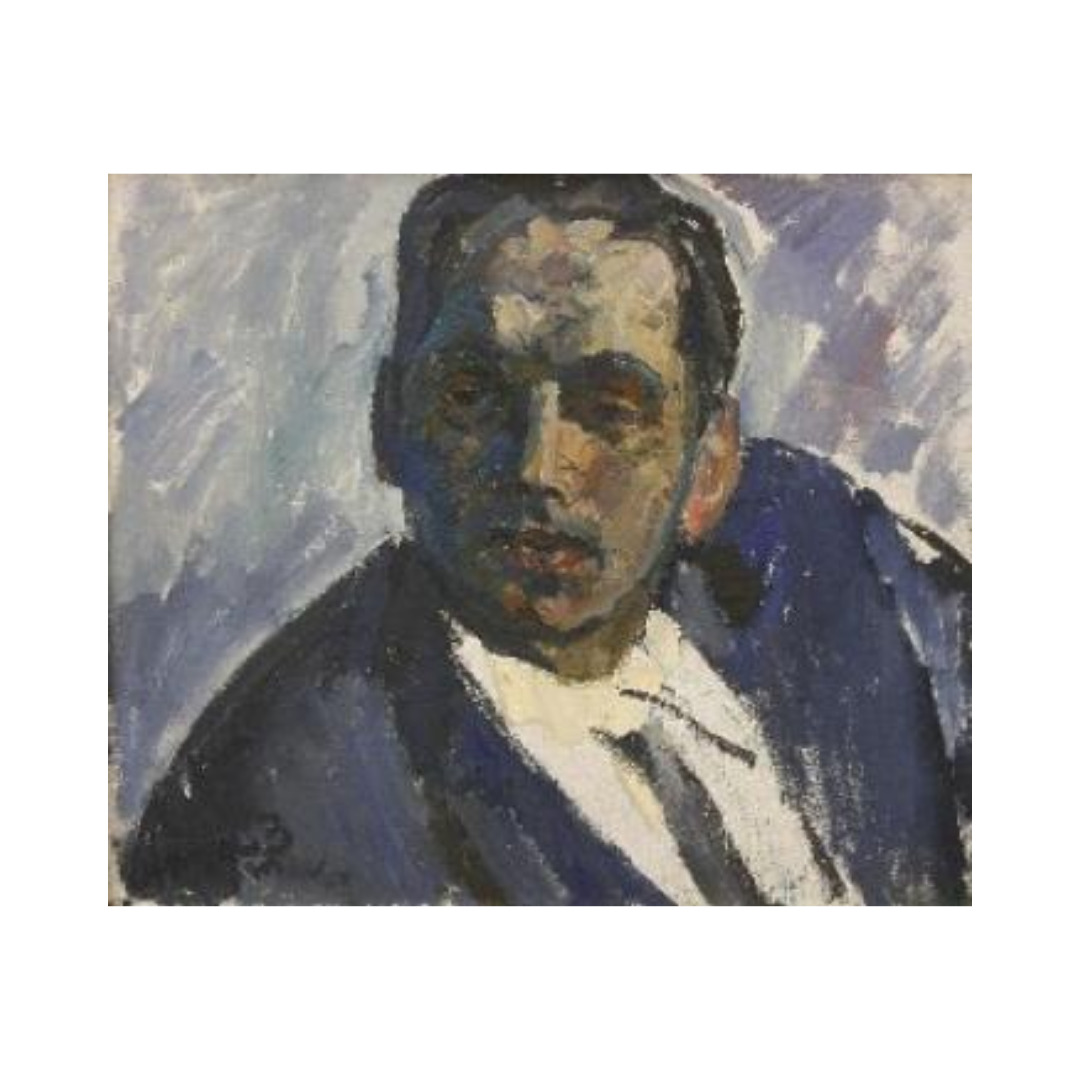 Avrutis kartina Portret matematika A.Kosheleva