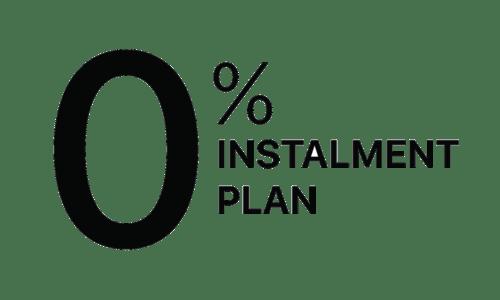 zero installment plan