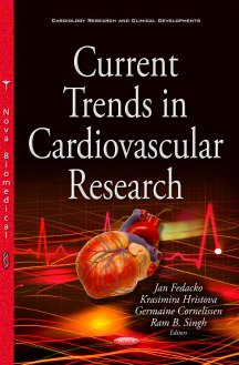 Current Trends in Cardiovascular Research 978-1-63485-646-