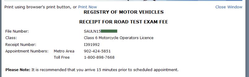 nc dmv drivers test appointment