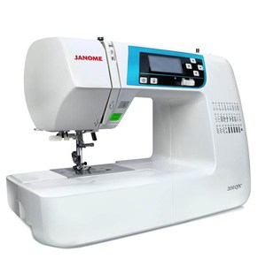 JANOME 2030QDC - Includes Quilting Ext Table and Quilting Kit