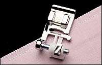 ADJUSTABLE BLIND HEM FOOT/CATEGORY TOP LOADING PART NO 820817015