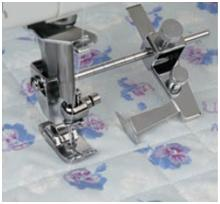 JANOME 1600P ADJUSTABLE SEAM GUIDE/ STRAIGHT STITCH MACHINE PART NO 767411017