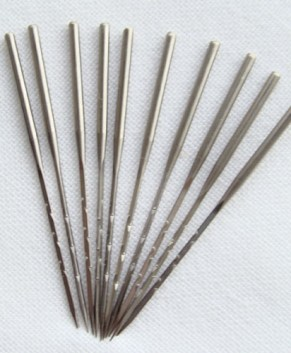 EMBELLISHER - SINGLE NEEDLES (FINE) PACK OF 10