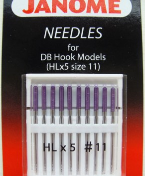 HLX5 NEEDLES SIZE 11 (10 PER PACKET)