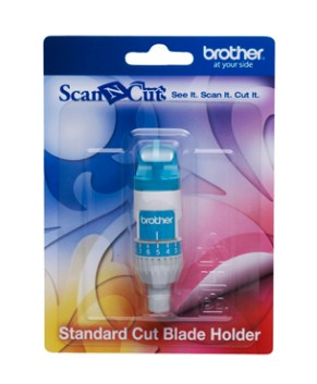 BROTHER SCAN AND CUT - Standard Cut Blade Holder - CAHLP1